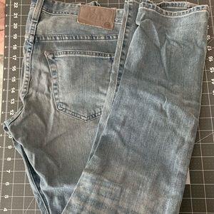 AG Jeans Light Blue 'Tellis' Modern Slim Denim 28